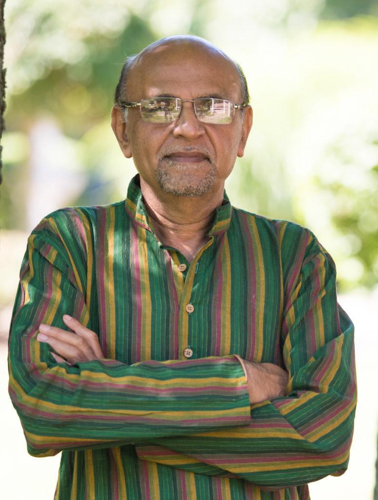 Priest Yogeshbhai Joshi
